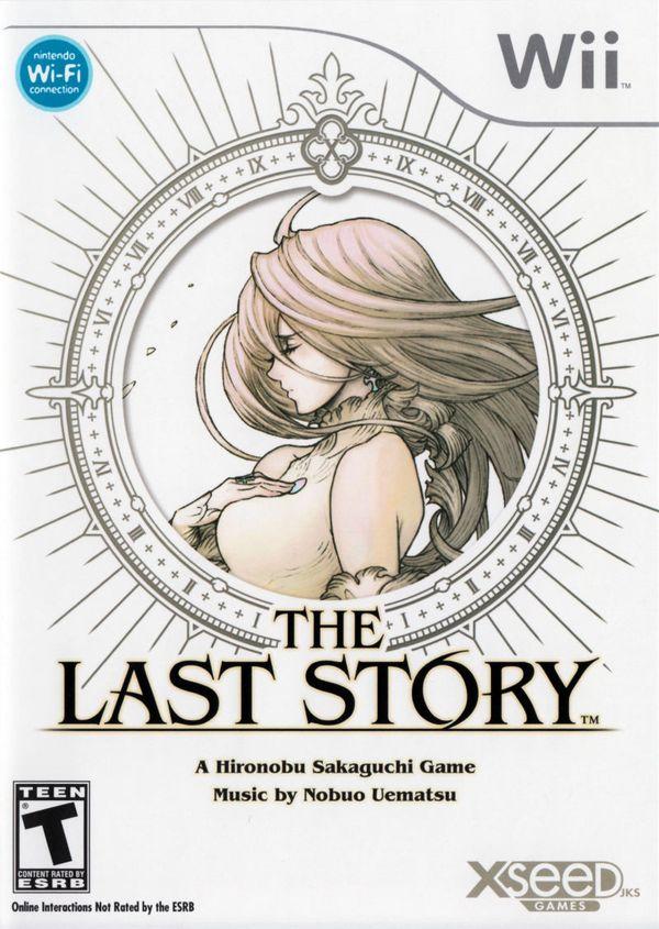 《最后的故事》是XSEED唯一更換商標顏色的游戲封面