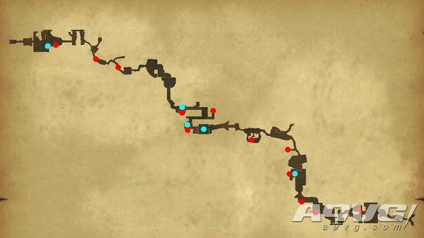 《西游記之大圣歸來》全書籍收集位置對照地圖