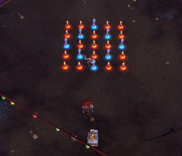 《魔獸世界》8.3版本暗月馬戲團將加入多個小游戲
