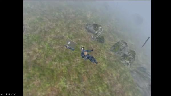 粉絲自制PS1版《死亡擱淺》宣傳片 畫質感人
