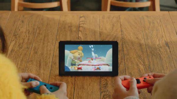 任天堂發布2019-2020年冬季Switch電視廣告