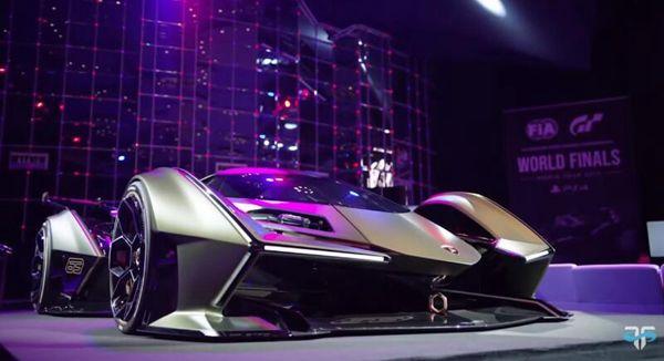 蘭博基尼發布全新概念跑車 明年登陸《GT Sport》