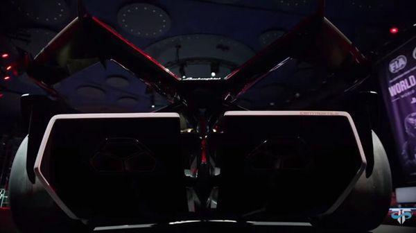 兰博基尼发布全新概念跑车 明年登陆《GT Sport》