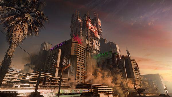 《賽博朋克2077》新情報 主線較短但有重復可玩性