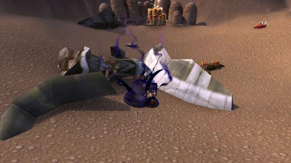 《魔獸世界》8.3PTR加入亞基蟲族坐騎影鉤雄蜂