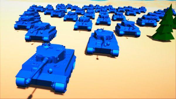 二戰模擬器Total Tank Simulator將登陸Steam