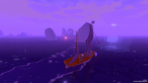 《航海四日》追加登陆主机平台  驾驶帆船游海岛