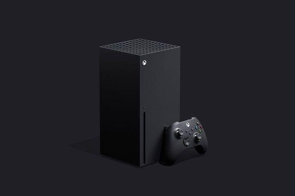 讓我們來聊聊Xbox Series X的新造型