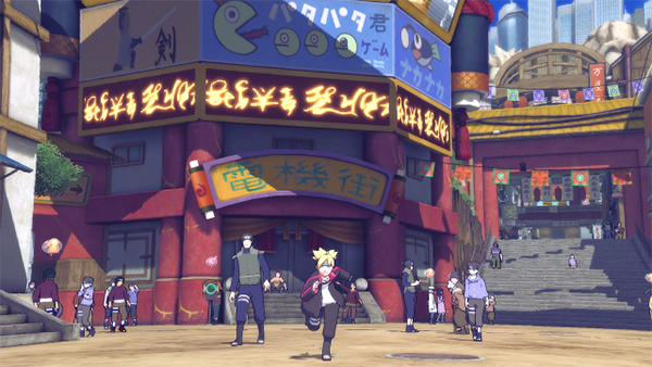 《火影终极风暴4 博人传》繁中20年4月23日发售
