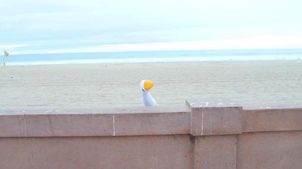 玩家扮演《模擬大鵝》主角四處搗蛋 場景令人捧腹