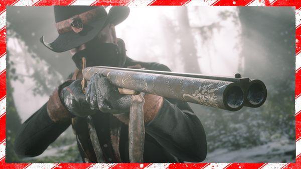 《荒野大鏢客OL》邊境寒冬節日活動即將上線