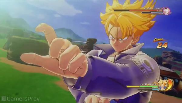 《龍珠Z:卡卡羅特》Jump Festa試玩演示公開