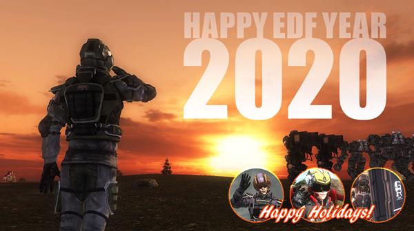 2020新年游戲廠商賀圖匯總 希望玩家多多支持
