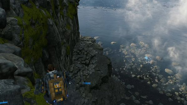 《死亡搁浅》攻略——第5节:玛玛 订单42.收集散落的稀有矿物