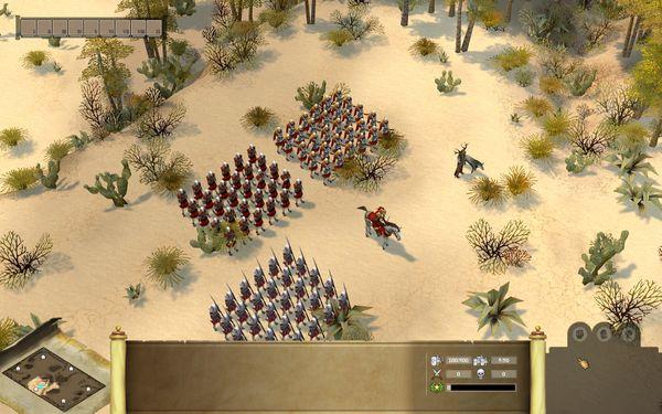 跟隨愷撒大帝轉戰四方:《羅馬執政官HD》評測