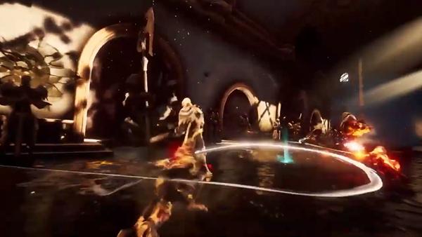 PS5首发游戏《GOD FALL》首部完整宣传片曝光