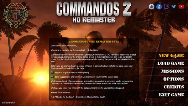《盟軍敢死隊2高清重制版》評測 PC經典翻新