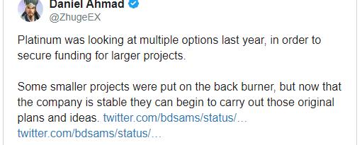 據傳微軟曾有意收購白金工作室 最終未能成行
