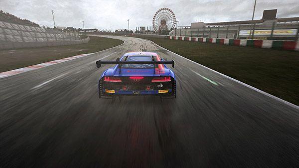 《神力科莎:競速》洲際GT拓展包DLC上線Steam