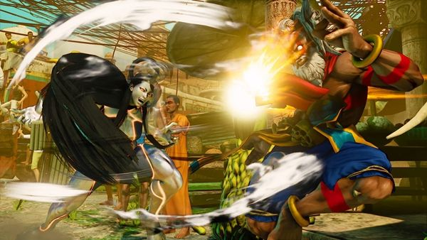 《街头霸王5:冠军版》公布赛斯招式介绍视频