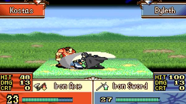 玩家團體正在開發GBA版《火焰紋章:風花雪月》