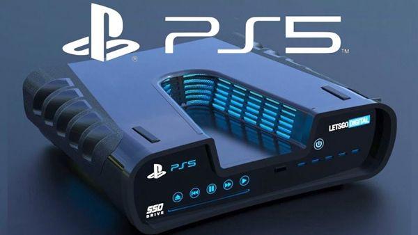 日本索尼官网意外曝光PS5图标 确是深V造型