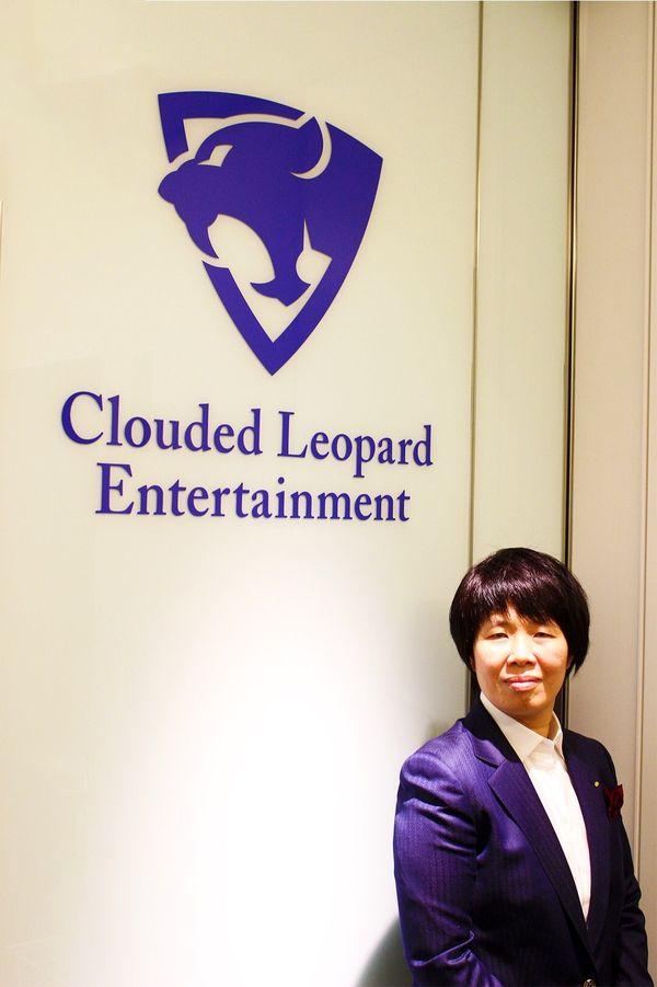 云豹娛樂社長陳云云專訪:努力讓游戲產業更加朝氣蓬勃