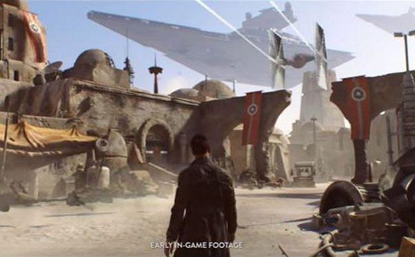 美國藝電2019年時取消了《星戰 前線》衍生游戲