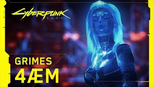歌手Grimes透露《賽博朋克2077》角色故事背景