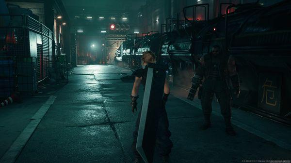 年度游戲有戲 《最終幻想7重制版》試玩小評