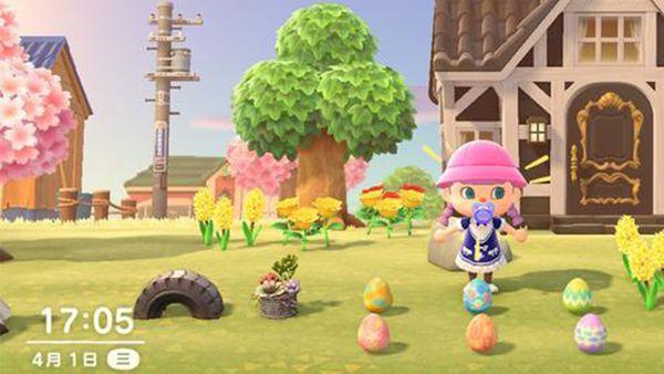 《集合啦!動物森友會》復活節彩蛋一覽