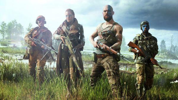 电子游戏能真实的反映战争吗?看看开发者们怎么说