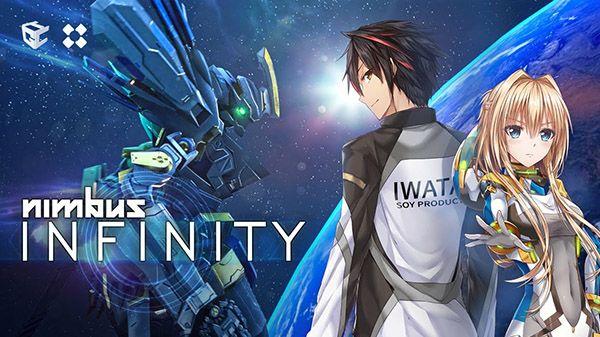 高速機甲戰斗游戲Nimbus Infinity發布預告片