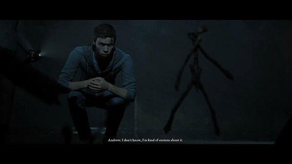 《黑相集:稀望鎮》7分鐘的游戲實機演示公布