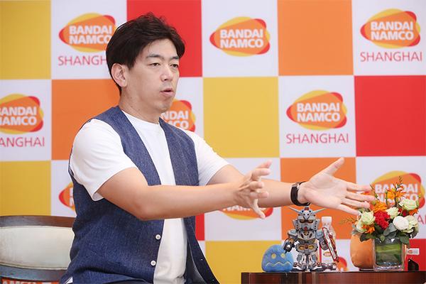 日昇(上海)山田大辅访谈:希望能推出更多结合中国特色的IP产品