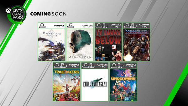 XGP 8月新增游戲公布 《黑相集:棉蘭號》在列