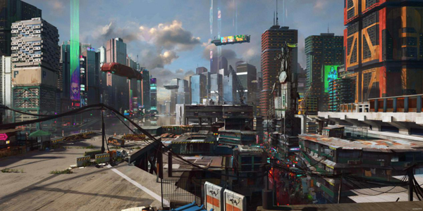 《賽博朋克 2077》公開三段預告片 將于11月發售