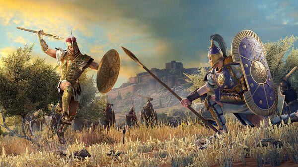 周末玩什么:置身古希臘或古埃及,體驗神話與文化