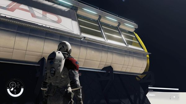 Bethesda社科幻RPG游戲《星空》首張截圖曝光