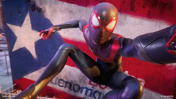 索尼公布《蜘蛛俠:邁爾斯》港區發售版本及售價