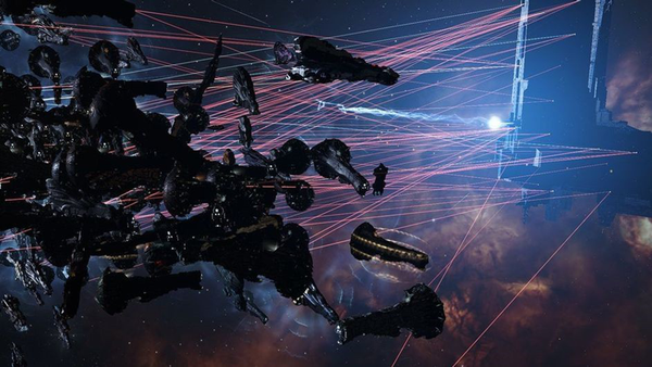 《EVE Online》戰爭新史詩 8千多玩家大戰14小時