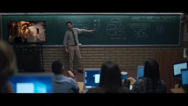 """育碧发布《看门狗:军团》新预告""""101教室"""""""