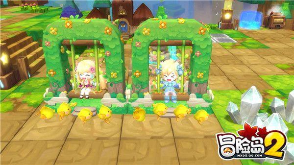 《冒險島2》春季總動員vol.2明日上線 玩具城副本趣味活動齊登場