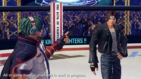 《拳皇15》公開第一彈角色宣傳片「瞬影」
