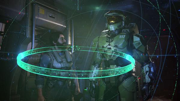 《光环:无限》重点在装备和战斗上 取消双持武器