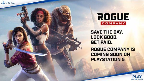 射擊游戲《Rogue Company》3月30日登陸PS5