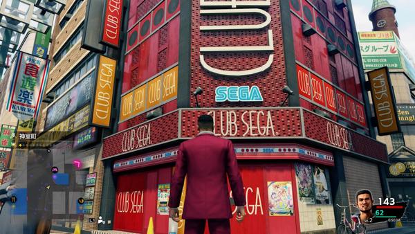 PS5《如龙7》体验报告:快速加载+4K画质的愉悦感