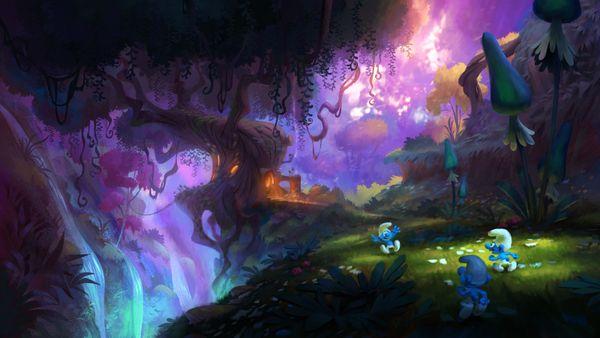《蓝精灵》全新游戏名称确定 将于年内登陆全平台