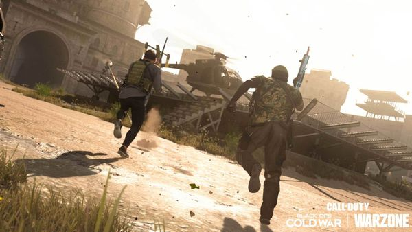 《使命召喚:戰區》新武器 ZRG 20毫米狙擊步槍