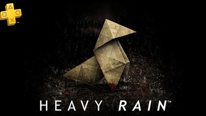 美服7月會免游戲公開 互動電影《暴雨》領銜